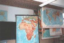 Geographiezimmer