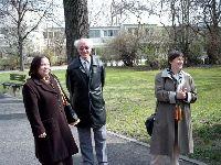 Susanne Kucharski-Huniat, Albert Bernhard, Cornelia Becker