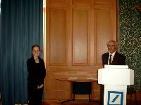Elisabeth Saalfrank, Preisträgerin  im Fach Geschichte