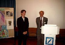 Steffen Richter, Preisträger im Fach Griechisch