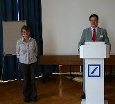 Theresa Wiedemann, Preisträgerin im Fach Gescichte