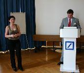 Cassandra Freiberg, Preisträgerin im Fach Latein